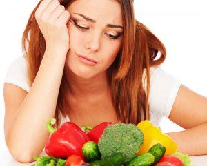 Mudança de hábitos alimentares