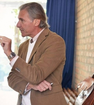 Palestra com Dr. Carlos Scherr
