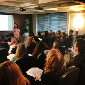 Turma de Coaching e Psicologia Positiva para Nutricionistas – Agosto 2013