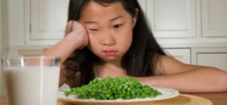 Estudo liga transtorno no paladar à obesidade e à anorexia infantis