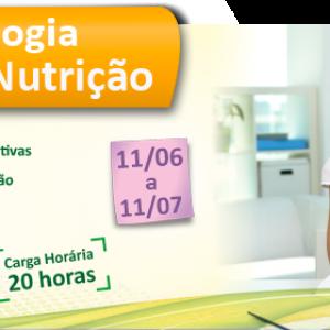 Curso Psicologia da Nutrição Online