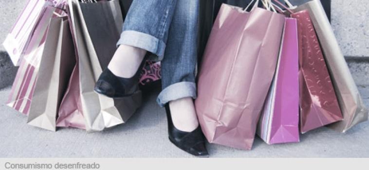 Pressão social pode levar ao consumismo exacerbado