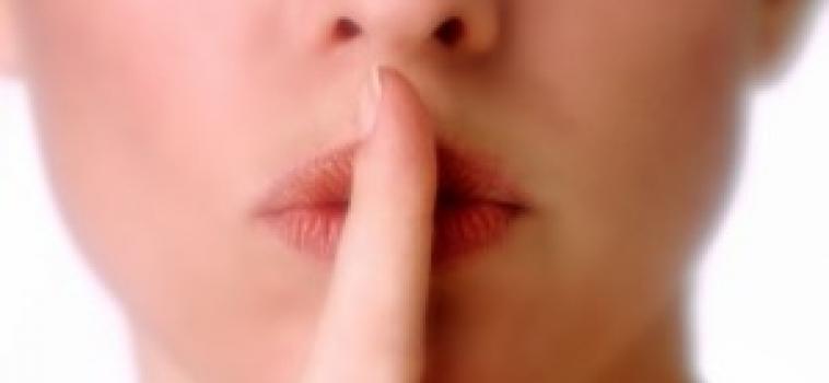 O que o silêncio significa em um relacionamento?